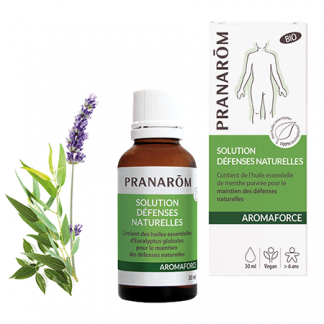 aromaforce immunerősítő