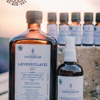 Levendulavíz - Lavandula angustifolia