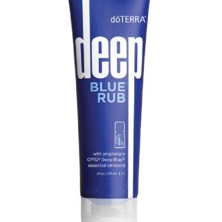 deep blue krém