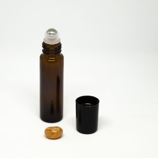 10 ml roll-on barna folyadéküveg