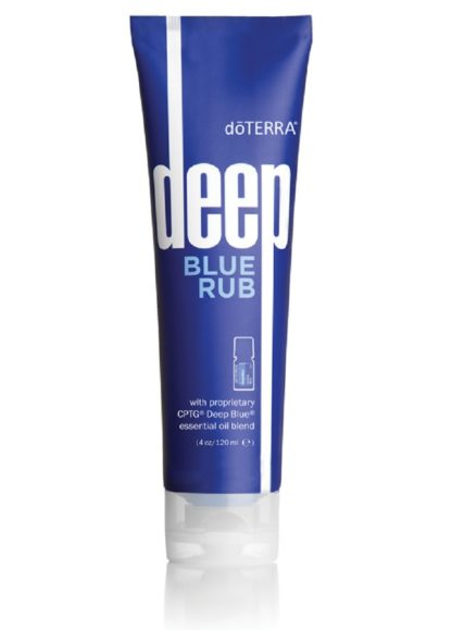 Deep blue sportkrém
