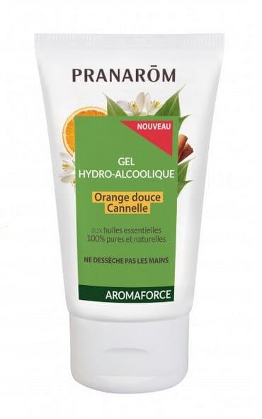 Hidro-alkoholos kézfertőtlenítő – Aromaforce