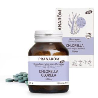 Chorella mikro-alga 500 mg tabletta – BIO