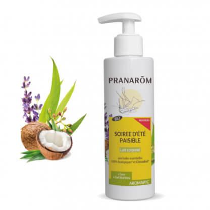 Szúnyogriasztó testápoló – Aromapic – Pranarom